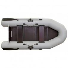 Лодка надувная Фрегат 280 ЕK (ст, серая)