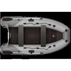 Лодка надувная Фрегат 310 C (лт, серая)