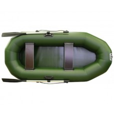 Лодка надувная Фрегат М2 (лт, зеленая/серая)