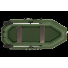 Лодка надувная Фрегат М3 (лт, зеленая)