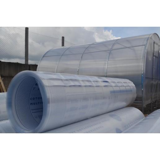 Сотовый поликарбонат 4 мм (прозрачный)