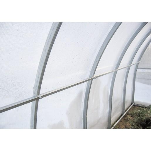 Теплица Агросфера Богатырь, 6 метров, поликарбонат 3 мм.