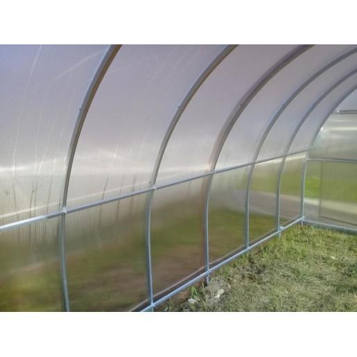 Теплица Агросфера Престиж, 8 метров, поликарбонат 3 мм