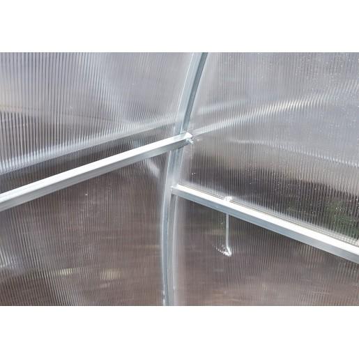 Теплица Агросфера Стандарт, 10 метров, поликарбонат 3 мм